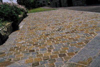Porphyry Stone Setts and Pavers
